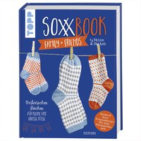 TOPP SoxxBook family + friends by Stine & Stitch
