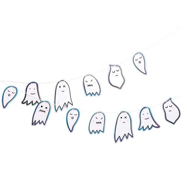 Paper Poetry Girlande Halloween Gespenster 3m