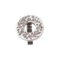 Rico Design Clip Kreis mit Punkten offen 17mm