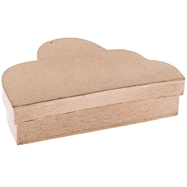 Rico Design Pappmaché-Box Wolke 14x9,3x4cm