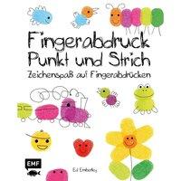EMF Fingerabdruck Punkt und Strich