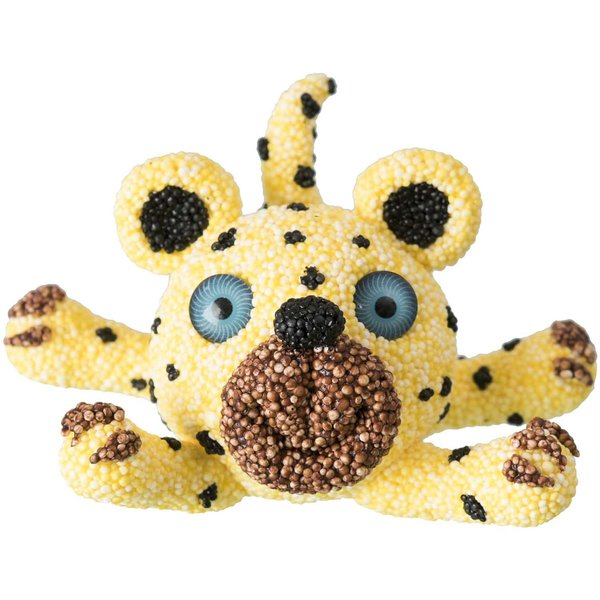 Rico Design Super Fluffy Foam Set Leopard 40g
