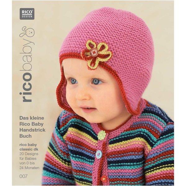 Rico Design Baby Heft Nr.7