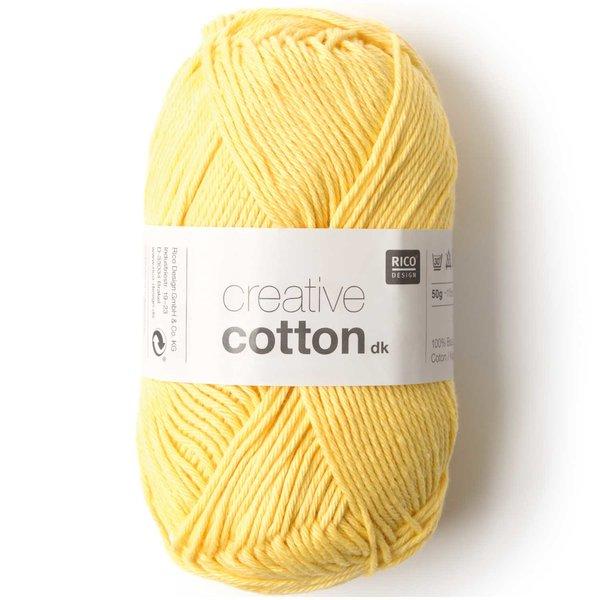 Rico Design Creative Cotton dk 50g 115m