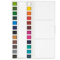 Rico Design ART Künstler Aquarellfarben 24 Farben