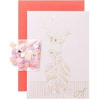 Paper Poetry DIY-Kartenset Hygge Kirschblüten