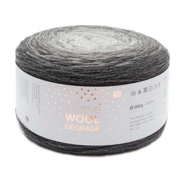 Rico Design Creative Wool Dégradé Super6 200g 800m