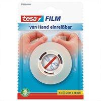 tesa film® Blister von Hand reißbar transparen 19mm 25m
