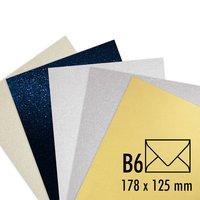 Artoz Perle Kuverts B6 120g/m² 5 Stück