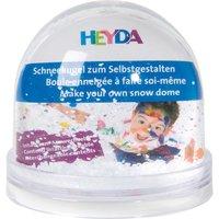 HEYDA Schneekugel mit Bildfach