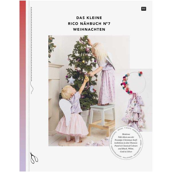 Rico Design Das kleine Rico Nähbuch Weihnachten