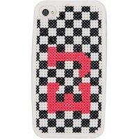 Rico Design Stickpackung Alphabet mit Handyhülle für Iphone 4/4S