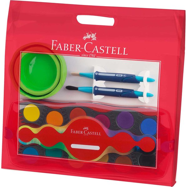 Faber Castell Malkoffer Set