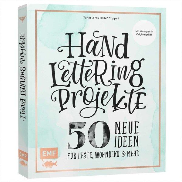 Wunderbar EMF Handlettering Projekte   50 Neue Ideen Für Feste, Wohndeko Und Mehr