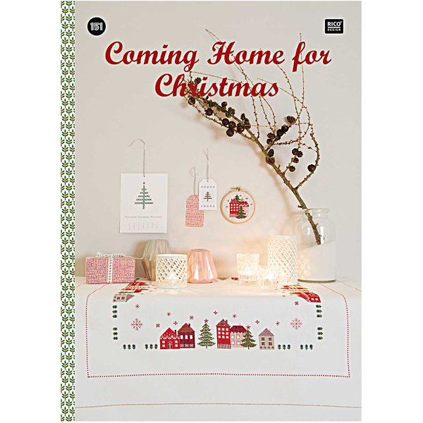 rico design stickbuch coming home for christmas nr 151