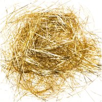 Paper Poetry Füllmaterial Flitter gold 20g
