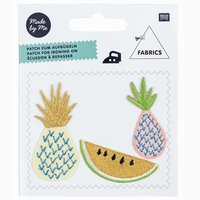 Made by Me Patches Ananas 3teilig