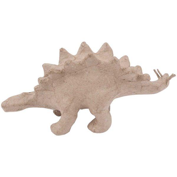 Rico Design Pappmaché Stegosaurus 21x12x7cm