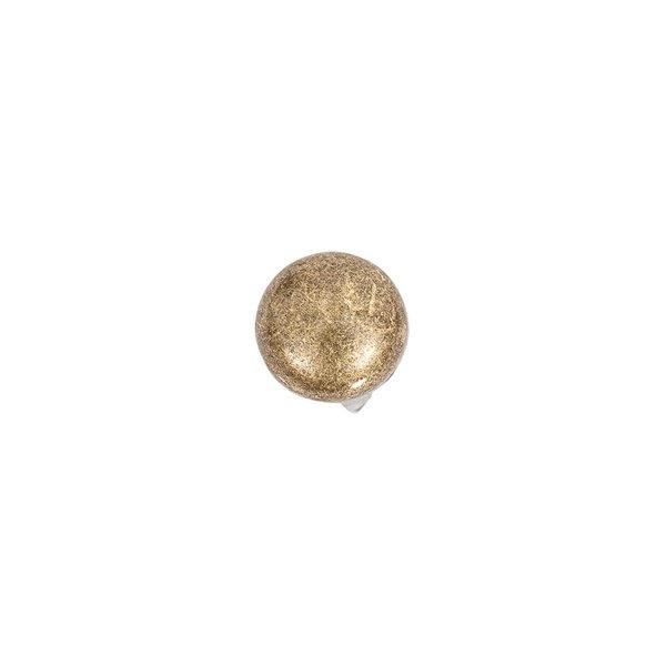 Jewellery Made by Me Nieten Rund gold 7x2mm 20 Stück