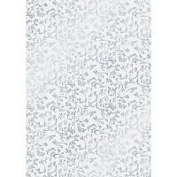 HEYDA Transparentpapier Roma silber A4 115g/m²