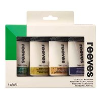 reeves Acryl Medienset 4x75ml