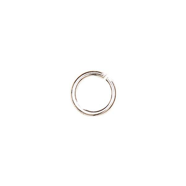 Jewellery Made by Me Öse 7mm 925er Silber 5 Stück