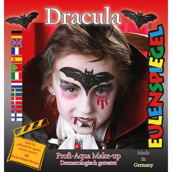 Eulenspiegel Schmink Set Dracula