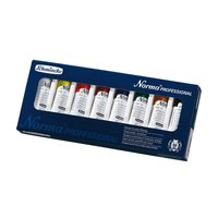 Schmincke Norma Professional Set 8x20ml