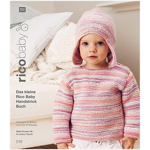 Rico Design Baby Heft Nr.18