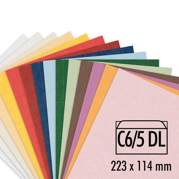 Artoz Serie 1001 Kuverts C6/5 100g/m² 5 Stück