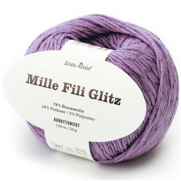 Wolle Rödel Mille Fili Glitz 50g 120m