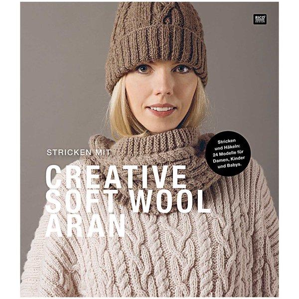 Rico Design Stricken mit Creative Soft Wool Aran