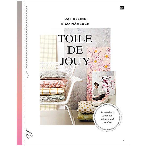 Rico Design Das kleine Rico Nähbuch Toile de Jouy