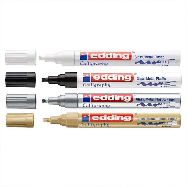 edding 755 calligraphy paint marker