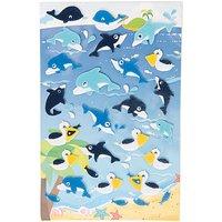 Paper Poetry Filzsticker Wale-Delphine 10x19cm
