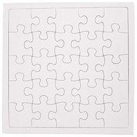 Rico Design Puzzle mit Legerahmen 25teilig