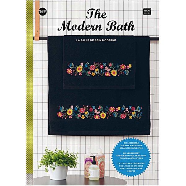 Rico Design Stickbuch The modern Bath Nr.147