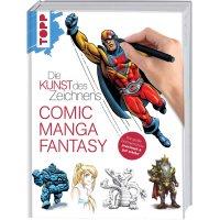 TOPP Die Kunst des Zeichnens - Comic, Manga, Fantasy