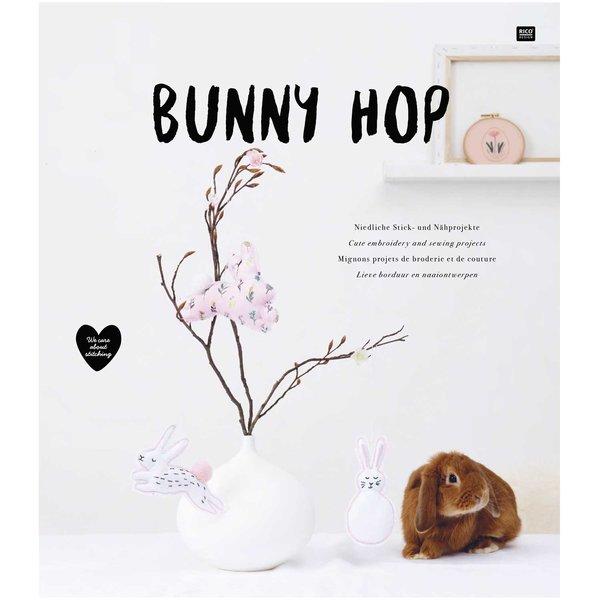 Rico Design Stickheft Bunny Hop