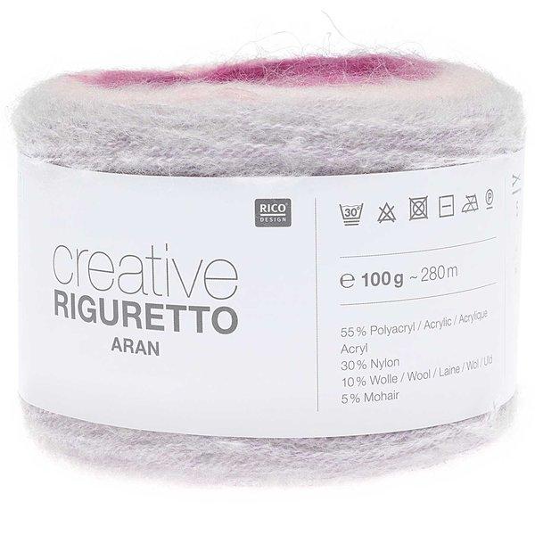 Rico Design Creative Riguretto aran 100g 280m