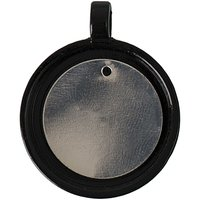 Jewellery Made by Me Anhänger für Buttons schwarz 32,5x25,5mm