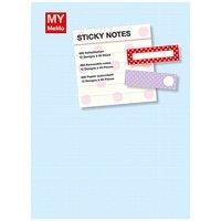 Rico Design Sticky Notes Buch 6 mit 12 Designs