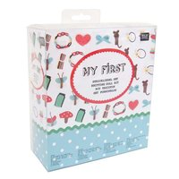 Rico Design My First Starter Kit Strickliesel