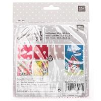 Rico Design Stoffpaket Mix7 13,5x13,5cm 20Blatt