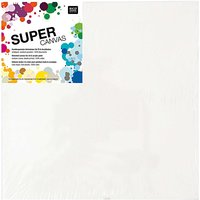 Rico Design Super Canvas Keilrahmen 3er Set 20x20cm