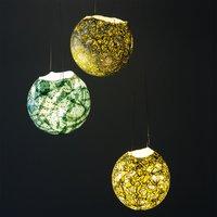 Anleitung Lampion aus Luftballon basteln