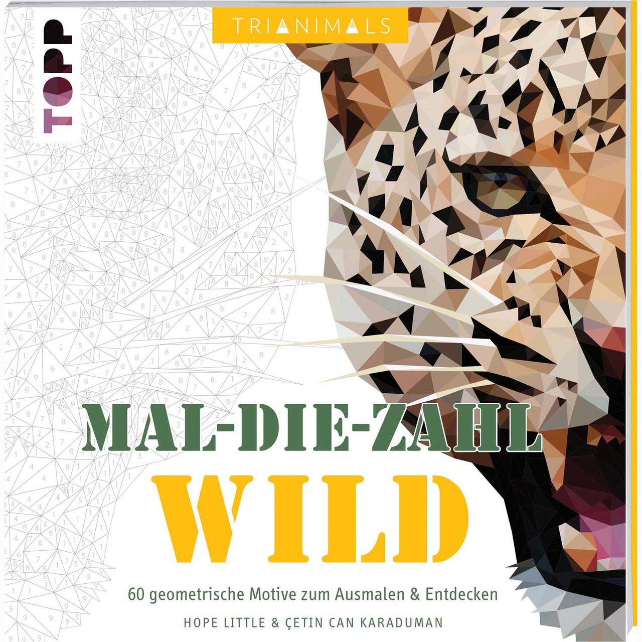 TOPP Mal die Zahl - Wild