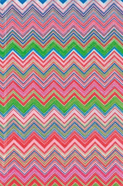 décopatch Papier chevron pink 3 Bogen