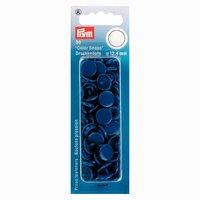 Prym Color Snaps Druckknöpfe blau 12,4mm 30 Stück