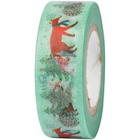 Paper Poetry Tape Tiere 15mm 10m